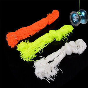 100X-Professional-YoYo-Ball-Bearing-String-Trick-Yo-Yo-Kids-Magic-Juggling-NzYAN