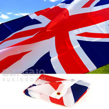 5 x 3FT Large Union Jack Flag Great Britain Fabric Polyester British GB Sport UK