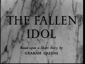 The Fallen Idol1948 Ralph Richardson,Michele Morgan reg