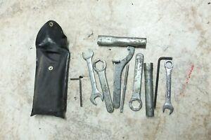 00 Suzuki Gsx 600 Gsx600 Katana Tool Kit Set Bag Ebay