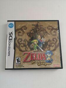 The Legend of Zelda: Phantom Hourglass - Nintendo DS - US Edition 2007 (512)