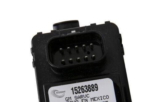GM OEM Electrical-Control Module 15263889