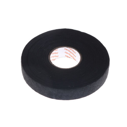 19mmx 25M Adhesive Cloth Fabric Tape Cable Looms Wiring Harness GX