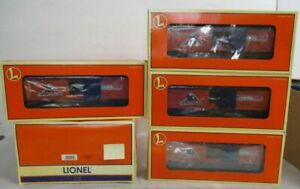 LIONEL 11849 CENTENNIAL SERIES REEF 4 PACK
