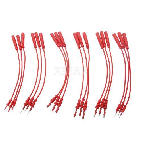 Automotive Test Lead Kit Test Lead Electrical Tester Auto Diagnostic Tool 92PCS