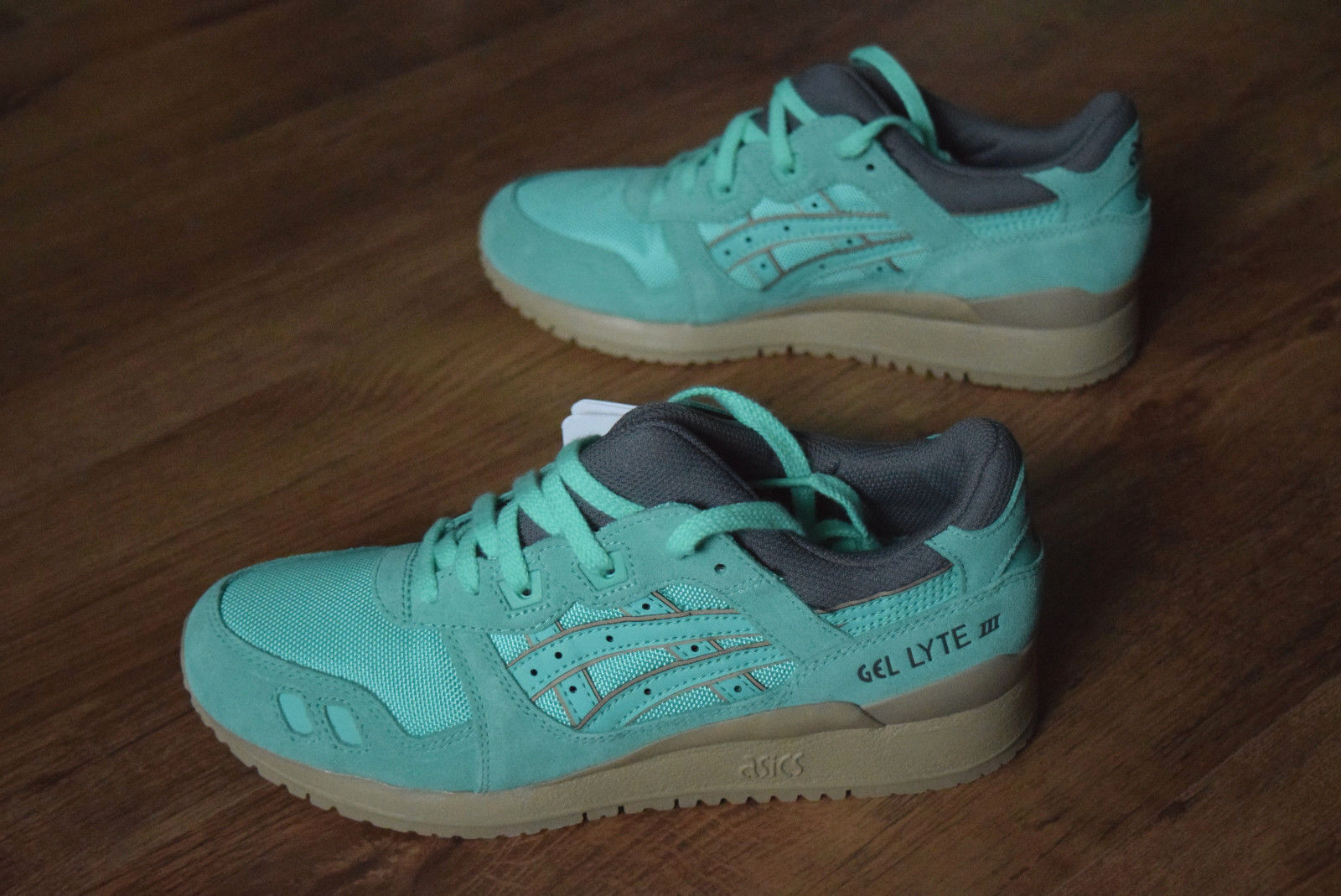 ASICS GEL LYTE III 39 h6w7n 4747 Saga GT II FOOTPATROL IV V The latest discount shoes for men and women