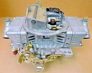 Chevrolet-Perf-19212046-Holley-Carb-770cfm-Model-4160-Vac-Sec-Elec-Choke