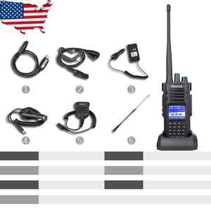 Ailunce HD1 Digital DMR Walkie Talkie DualBand UHF/VHF10W