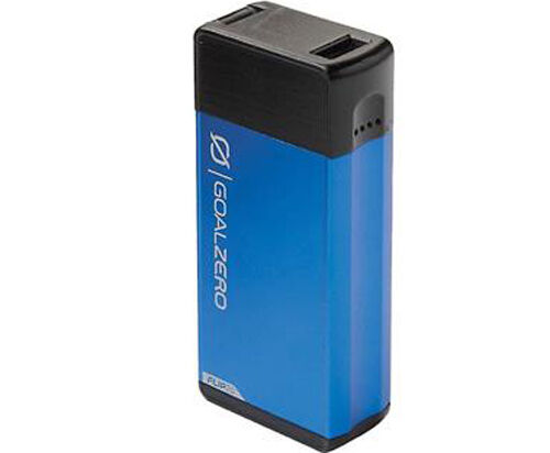 GOAL ZERO Flip 20 Recharger - Charger for USB powered devices, iPhone etc blueE