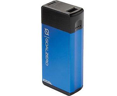 Abile Goal Zero Flip 20 Caricabatteria-caricatore Per Alimentazione Usb Dispositivi, Iphone, Ecc. Blu-