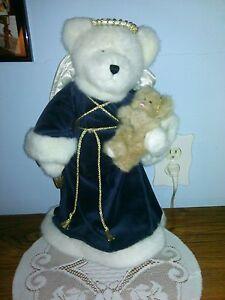 "Boyds Bear ""Celeste Angeltrust with Hope"" 16 in. L@@K!"