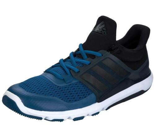 adidas Adipure 360.3 M III Black Blue Mens Cross Training Shoes Trainers  AF5464 UK 12