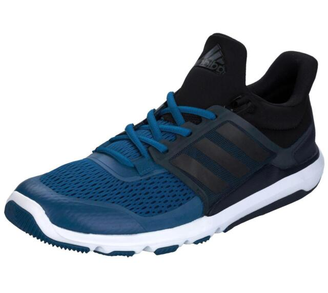 607f810211a adidas Perfomance Men s Adipure 360.3 Training Trainers Navy UK 11.5 ...