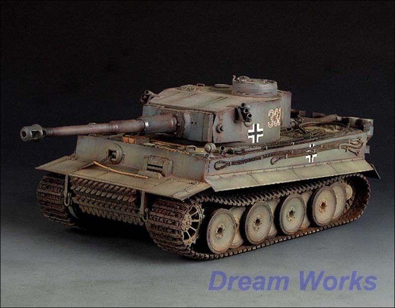 Award Winner Built Tamiya 1 35 Tiger I 332 Pz.Abt.503 Pz.Abt.503 Pz.Abt.503 Kursk 1943 482