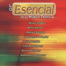 FREE US SHIP. on ANY 2 CDs! NEW CD Various Artists: Esencial De La Musica Tropic