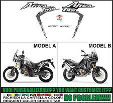 kit adesivi stickers compatibili africa twin crf 1000 L 2016