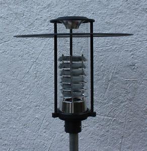 gartenlaterne strassenlaterne parkleuchte parklampe led. Black Bedroom Furniture Sets. Home Design Ideas