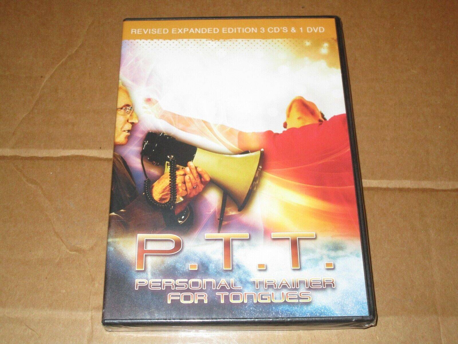 offer Get it P.t.t. Personal Trainer for Tongues 3 CDs 1