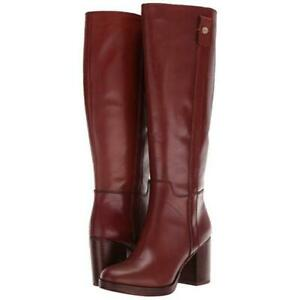 Kendra-WC-Rust-Leather-Franco-Sarto-Wide-Calf-Boots