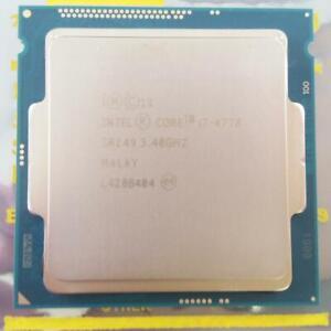 Intel Core i7-4770 SR149 3.4GHz LGA1150 8MB Quad-Core Desktop CPU Processor