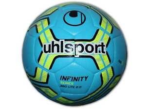 Uhlsport Infinity 350 Lite 2.0 Fußball Jugend Kinder Leichtball ca.350g Gr. 4