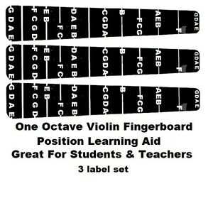 3-Violin-Fingerboard-Fretting-Stickers-labels-for-4-4-Full-Sized-Violin
