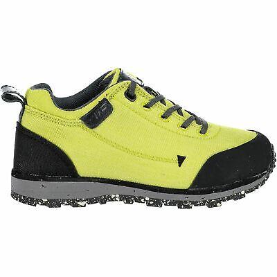 Cmp Scarponcini Outdoorschuh Kids Elettra Low Cordura Hiking Shoes Verde Chiaro-