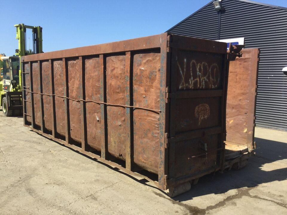 Andet, Krogcontainer 6000mm