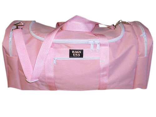"""Tae kwon do  Kickboxing ECT,durable 26/"""" Duffle Made in USA. Sparring gear bag"""