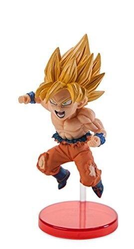 Dragon Ball Z Battle of Saiyans Vol. 2 Super Saiyan Goku WCF PVC Figurine