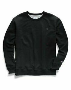 Champion-Sweatshirt-Fleece-Men-039-s-Crewneck-Powerblend-Sweats-Pullover-Authentic
