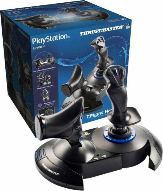 Thrustmaster TMSTR T-Flight Hotas 4 Joystick for PS5, PS4 Playstation, PC - NEW