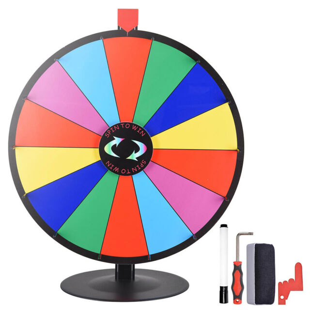 Wheel of fortune buy prizes