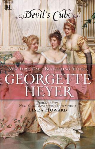 Devil's Cub Historical romance Georgette Heyer paperback