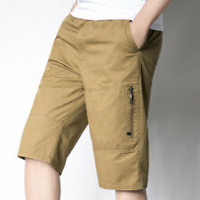 f350c22aee item 1 New Mens Cargo Shorts Cotton Casual Loose Shorts Pants Beach High  Waist XL-5XL -New Mens Cargo Shorts Cotton Casual Loose Shorts Pants Beach  High ...