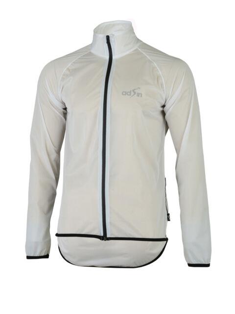 Men's Water/ Wind Proof Cycle Running Outdoor Jacket Lightweight Reflective