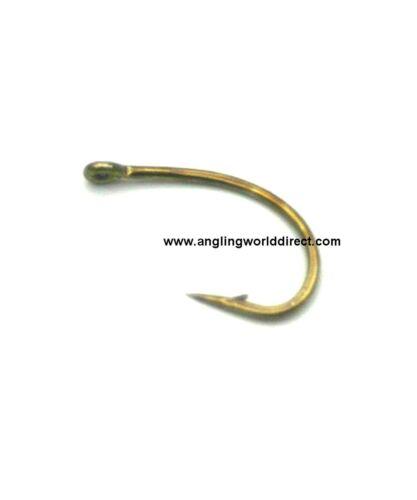 50 Buzzer Hooks Size 14 #2 Fishing Hooks for Fly Tying