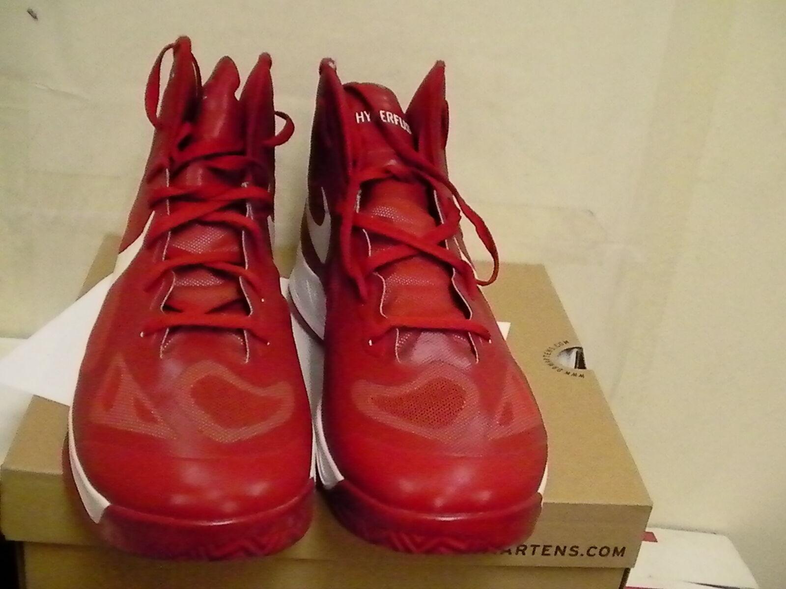 Nike hyperfuse luce scarpe da basket nuove dimensioni 17