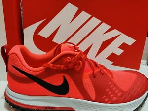 NIKE-AIR-ZOOM-WILDHORSE-5-MEN-039-S-RUNNING-SHOES-BRIGHT-CRIMSON-BLACK-SIZE-10-5
