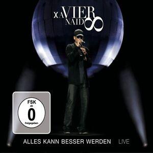 Xavier-Naidoo-tutto-puo-essere-meglio-LIVE-CD-DVD-NUOVO