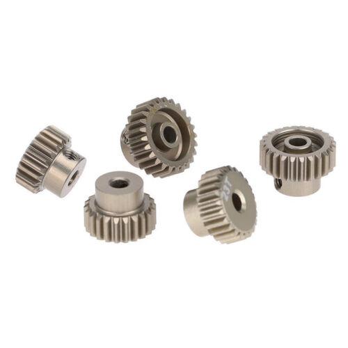 1//10 Rc Car Pinion Gear Set 48dp For Ecx Torment Circuit Amp Ruckus