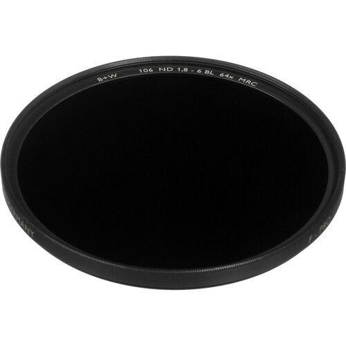 6-Stop w Mrc 106M Filtro ND 1.8 58mm B
