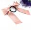 NUOVO BELLISSIMO GRANDE FIOCCO NASTRO di Raso Cravatta Per Capelli//Band il venditore Regno Unito 9 colori