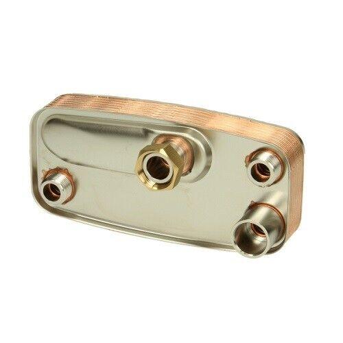 échangeur de chaleur 1.015803 plaque Genuine Alpha CB gamme CB28 /& CB28X chaudière ECS