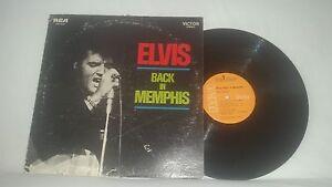 ELVIS-PRESLEY-ELVIS-BACK-IN-MEMPHIS-VINTAGE-1970-RCA-VICTOR-STEREO-LP-LSP-44