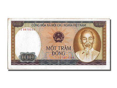 Viet Nam Ie0876246 With The Best Service Km #88a #201563 65-70 Unc 1980 100 Dng
