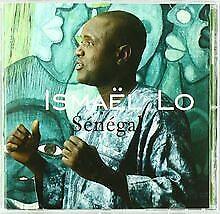 Senegal-von-Ismael-Lo-CD-Zustand-gut