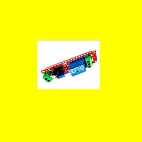 12V NE555 Verzögerungs-Schalter Relaismodul Delay-Schalter für Smart Car Robort