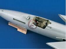 Verlinden 1/32  VP 2033  F 105 D Cockpit und Kanone für das Trumpeter Model