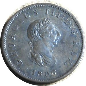 elf-Great-Britain-Half-Penny-1806-King-George-III